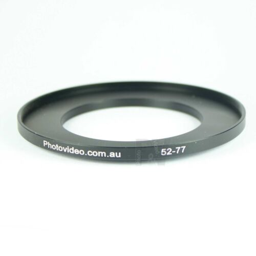 55-77 Step-Up Adapter Ring 55mm to 77mm Thread NEW