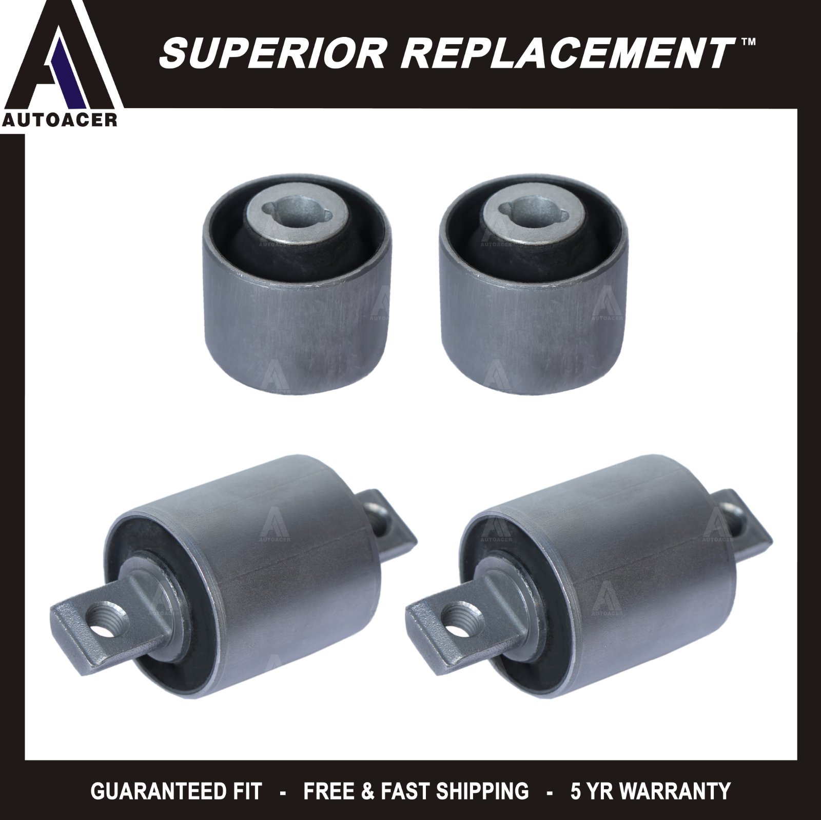 Rear Arm Bushing For Volvo for Front Arm 30645847 Febest