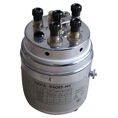 1-1000gohm 0.05 P4085-m1 Decade Resistance Standard Resistor An-g Ln Esi Ietgr