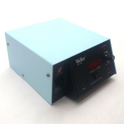 Weller Mt1500 Soldering Station Power Unit 400-850 10 Esd Safe 120vac 130w