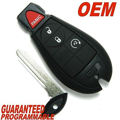OEM 2013 2014 2015 2016 2017 2018 RAM TRUCK REMOTE START KEY FOB 56046955