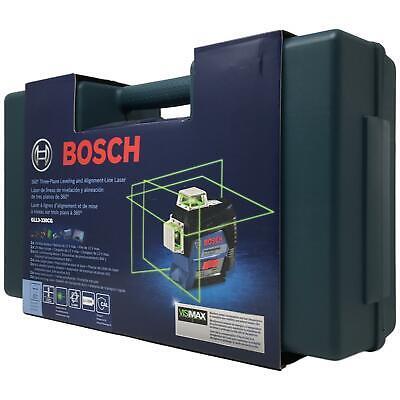Bosch Gll3-330cg 360-degree Green Beam Three-plane Leveling Alignment-line Laser