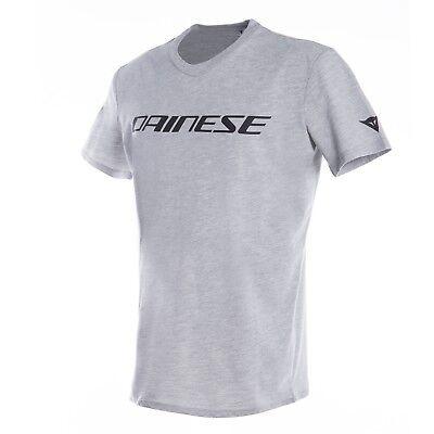 08 Shirt (Dainese T-Shirt bequemes Herren Shirt mit Motiv Motorrad Fanartikel)