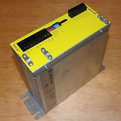 Sig Berger Lahr 3-phase Stepping Motor Power Controller Wd3-007.0501 Rev. 04
