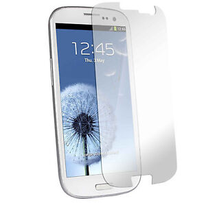 3X 6X 12X Wholesale Clear Screen Protector Shield for Samsung Galaxy S3 I9300