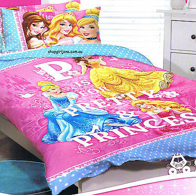 disney p is for pretty and princess