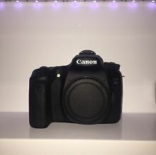 Canon 70D Body Only, Excellent Condition Fletcher Newcastle Area Preview