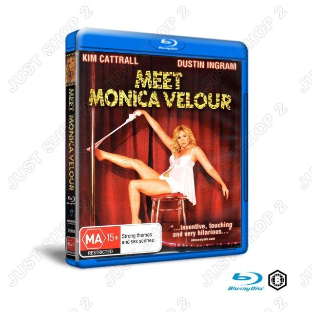 Meet Monica Velour : Kim Cattrall : New Blu-ray