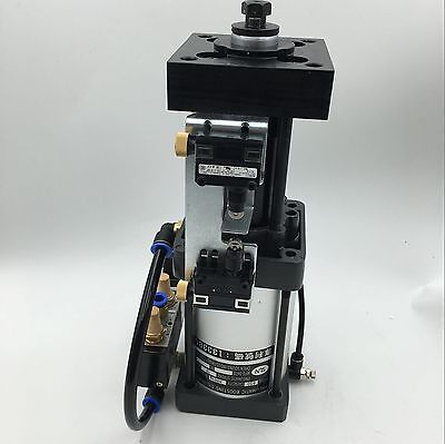 3000kg Pneumatic Air Boosting Pressure Cylinder 13mm Stroke Bore Bt3040 Spindle