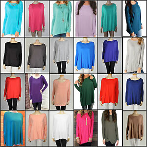 PIKO-Famous-1988-Long-Sleeve-Top-S-M-L-Bamboo-New-Arrivals-30-Colors-T1851