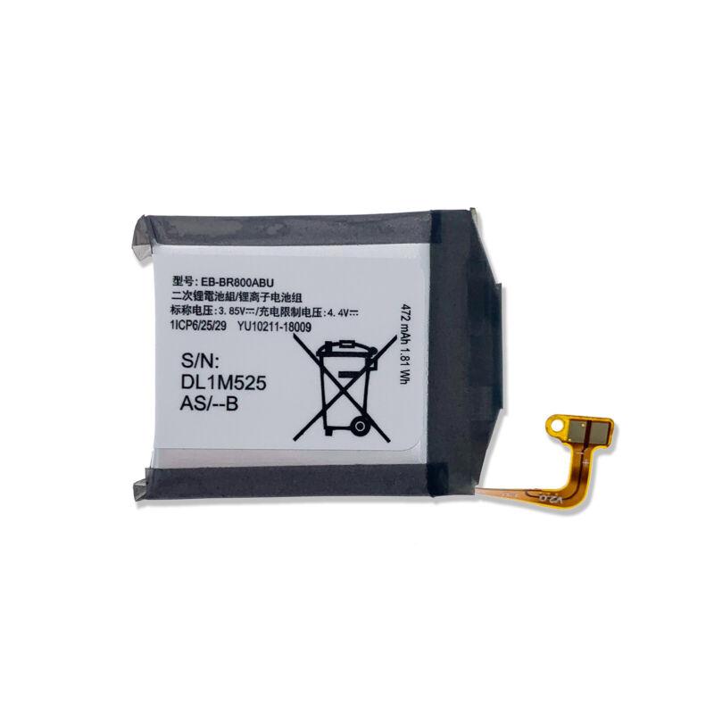 Battery EB-BR800ABU For Samsung Galaxy S4 Watch 46mm SM-R800 SM-R805 GH43-04855A