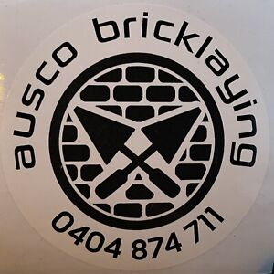 Bricklayers & labourers wanted