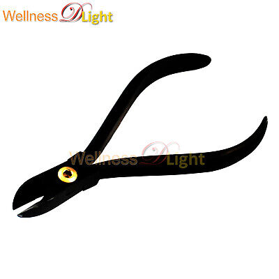 Tc Hard Wire Cutter Black Dental Orthodontic Pliers Instruments