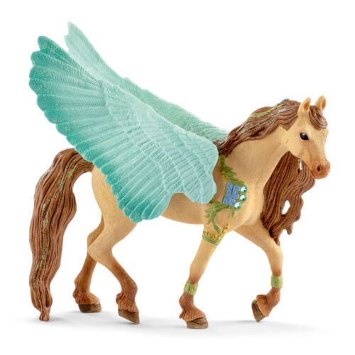 Schleich 70574 - Decorated Pegasus Stallion - Bayala World of the Elves Fantasy