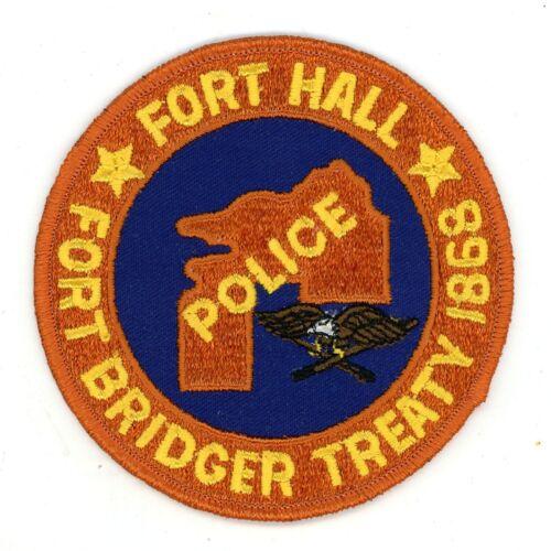 Fort Hall Tribal Police Idaho Vintage 1980
