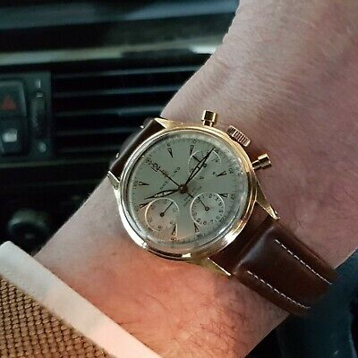 Breitling Premier Chronograph Vintage 1950s