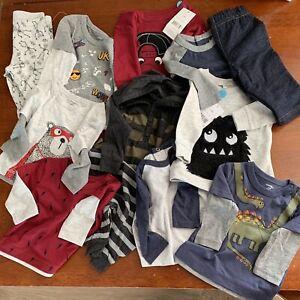 Lot vêtements 3-6mois