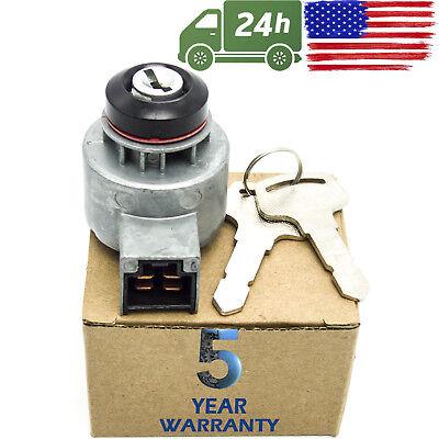 For Kubota B2100 B7500 B2400 B1700 B7510 Ignition Switch With 2 Keys 6c040-55452