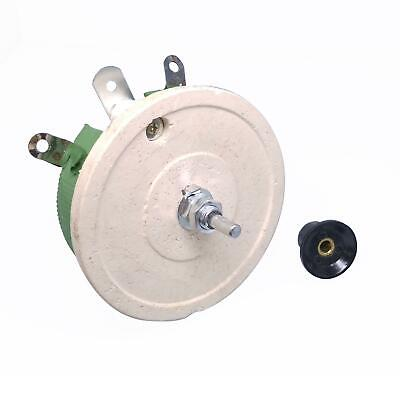 200w 20 Ohm High Power Wirewound Potentiometer Rheostat Variable Resistor