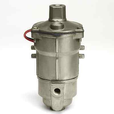 Walbro FRB13-2 Marine Industrial Fuel Pump 12 vdc 43 GPH for Gasoline, Diesel