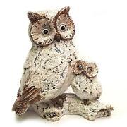 Owls Figurines