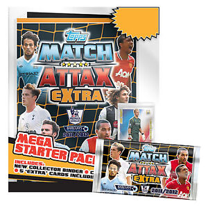 Match Attax Extra 11/12  Full Base Set  - 92 cards