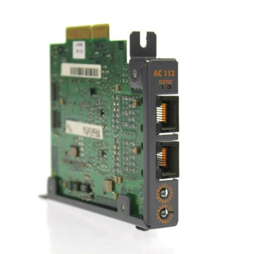 B&R Automation 8AC112.60-1 Powerlink Interface Module for ACOPOS Drive