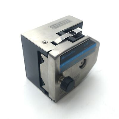 Cole Parmer 77250-62 Peristaltic Pump Head .006-3400mlmin 15 24 35 36 Tubing