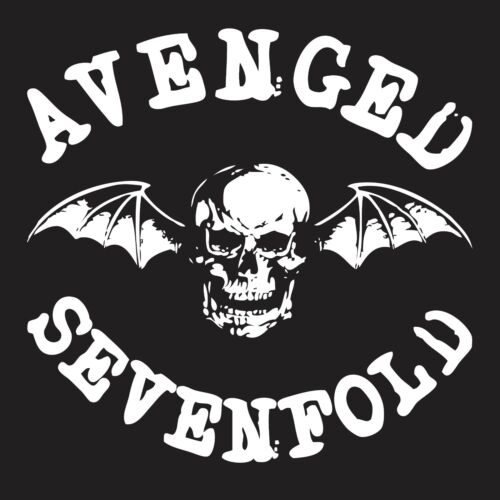 Avenged Sevenfold Vinyl Banner Flag Sign Metal Hardcore Punk Rock Band