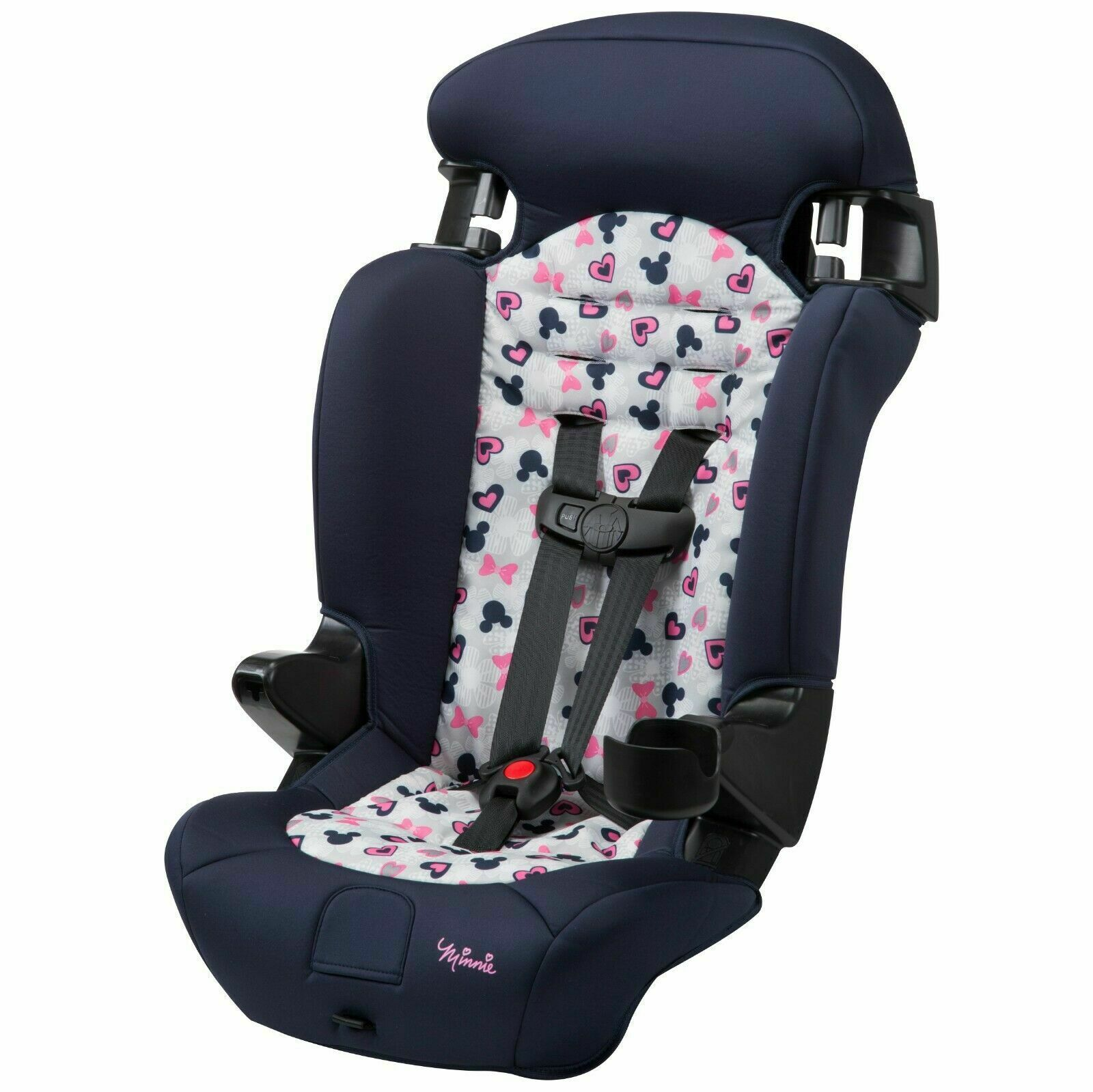 Baby Safety Convertible Car Seat 2in1 Chair Booster Highback