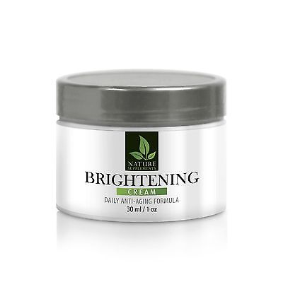 Antiaging cream - BRIGHTENING CREAM ANTI-AGING FORMULA 30 ml/1oz -1 Bottle