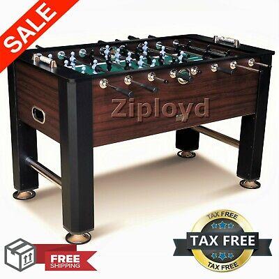 Barrington Foosball Table Soccer Football Arcade 4 Player Indoor Game Room 56 in for sale  USA