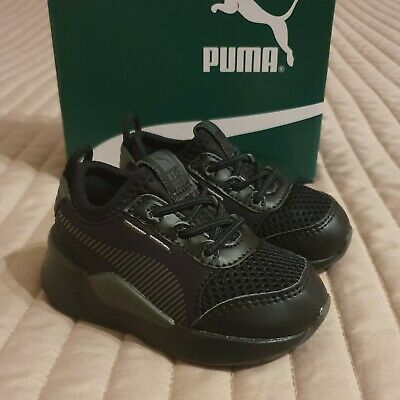 Puma RS-0 Kids Infant Baby Trainers (Size 3) BRAND NEW