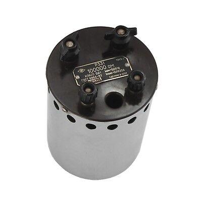 100 000 Ohm 100kohm 0.1mohm 0.01 Resistor Standard Resistance An-g Fluke 742a