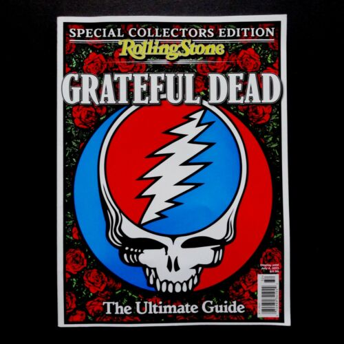 Grateful Dead Rolling Stone Magazine 2013 Ultimate Guide Special Collectors Ed.