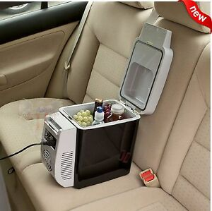 Portable 12V Cooler Warmer Car Fridge Travel Refrigerator Electric Truck Freezer