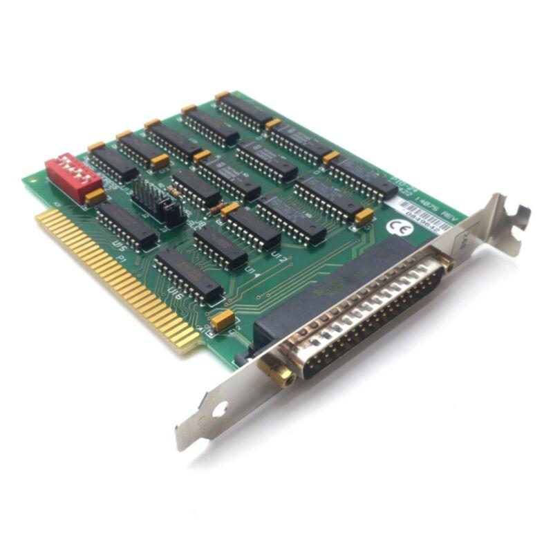 Keithley Instruments PIO-24 Parallel Digital Interface Board/Card, ISA, 24-Line