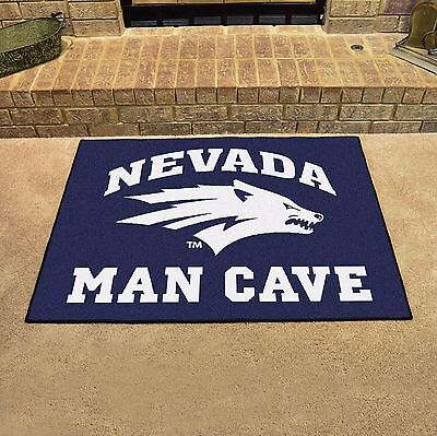Nevada Wolf Pack Man Cave 34