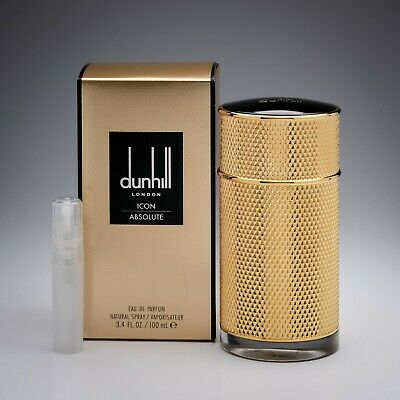 DUNHILL ICON ABSOLUTE 5ML SAMPLE