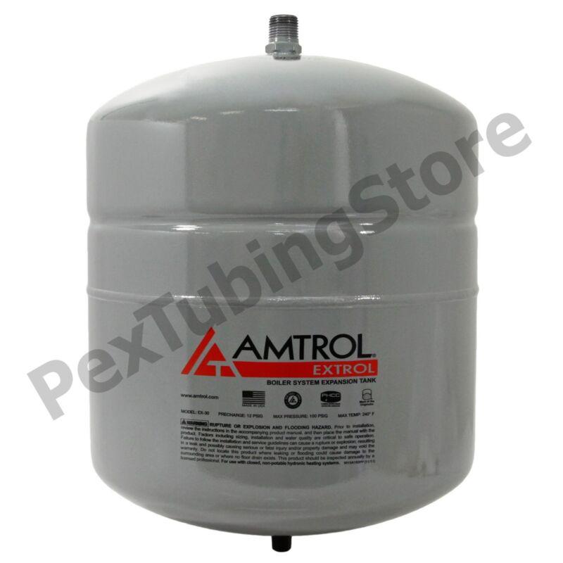 Amtrol Extrol EX-30 Boiler Expansion Tank, 4.4 Gallon Volume, #102-1