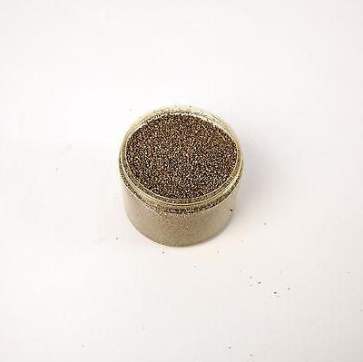 Gold Khaki vase filler sand centerpiece decoration - Gold Vase Filler