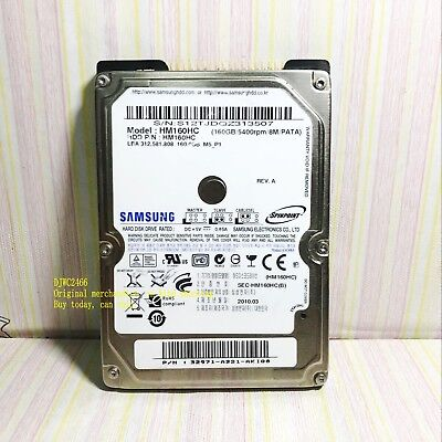 Samsung 160GB Internal 5400RPM 2.5