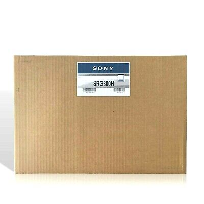 Sony Srg-300h Black Hd Ptz Camera Dont Buy Used Dont Pay Full Price