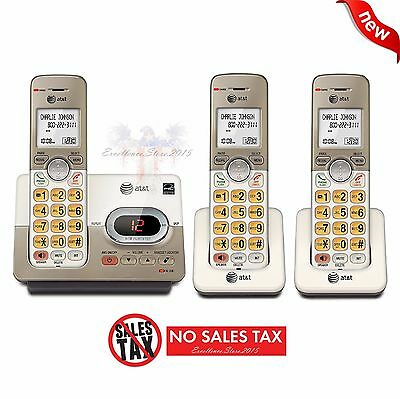 AT&T EL52313 DECT 6.0 Phone Answering System with Caller ID/Call Waiting 3