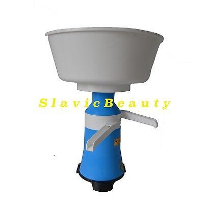 Cream Separator 100 Lh 26galhr Brand New 19 Plastic 120v