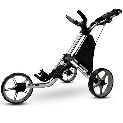 Caddytek Ez Pro Quickfold de Lujo 3 Rueda Trolley Caddy Bolsa Nevera Modelo 2020