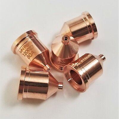 5 Pcs 120927 Fits Hypertherm Powermax 12501650rt60rt80 Aftermarket Nozzle