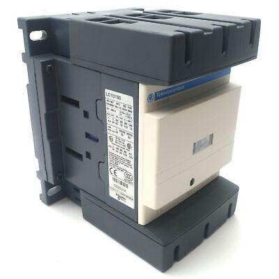 Telemecanique LC1D150 Contactor 3-Pole 2-Pole NO/NC Aux 24VDC Coil 600VAC 150A