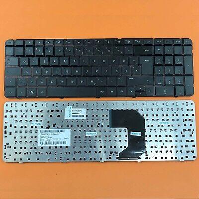DEUTSCHE - Schwarz Tastatur Keyboard komp. für HP Pavilion G7-1244eg, G7-1250sg
