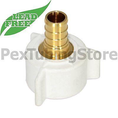 10 12 Pex X 12 Female Npt Threaded Swivel Adapters Crimp Lead-free